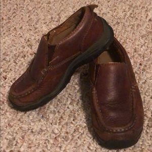 Boys Timberland Brown Dress Shoes - Kids